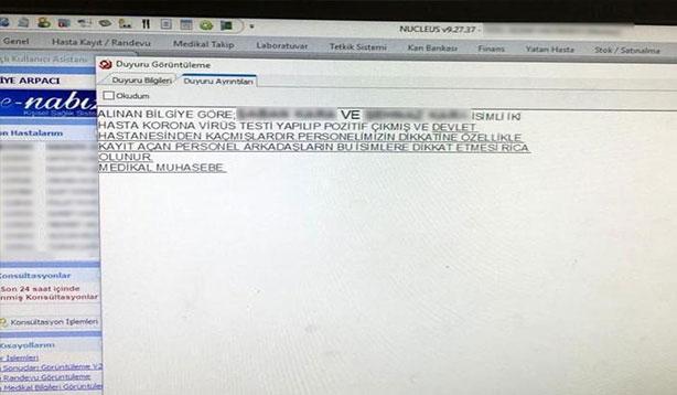 Korona virüs paylaşımına 31 gözaltı