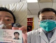 Korona virüsünü dünyaya duyuran doktor hayatını kaybetti