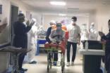 105 yaşında koronavirüsü yendi