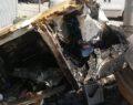 LPG tankı patladı