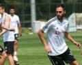 Beşiktaş, Trabzonspor hazırlıklarını sürdürdü