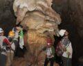 385 metre boyundaki ejder mağarası merak uyandırıyor