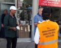 Şanlıurfa'da bir haftada 1 milyon 150 bin adet maske dağıtıldı