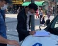 Bin 176 kişiye maske cezası