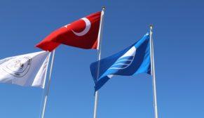 Ören plajı, Mavi bayrak'la ödüllendirildi