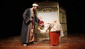 Meddah'ın hayali seyirci ile buluştu