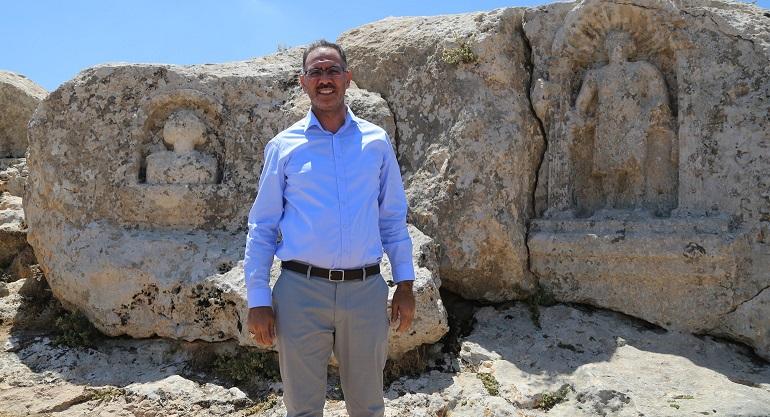 """''Soğmatar antik kenti'ni turizme kazandıracağız"""""""