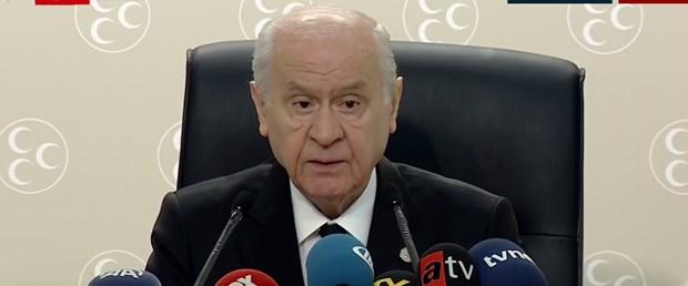 MHP Lideri Devlet Bahçeli'den bedelli askerlik tepkisi