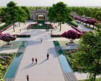 Eyyübiye Millet Bahçesinin ihale tarihi açıklandı