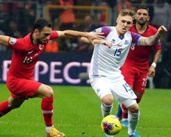 Türkiye Avrupa Şampiyonası'nda