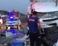 Minibüs kazası