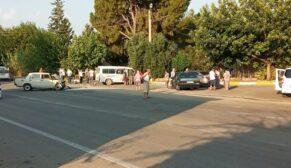 Trafik kazası: 1 ölü