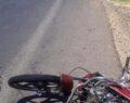 Tırın altına giren motosikletin sürücüsü öldü