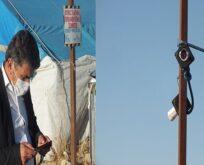 Muhtarın kurduğu sistem köyü koronadan korudu