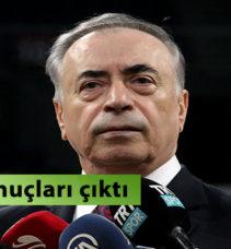 Galatasaray Başkanının korona testi belli oldu