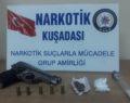 Kuşadası'nda uyuşturucu operasyonu; 2 gözaltı