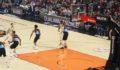 NBA maçında deprem bölgesi unutulmadı
