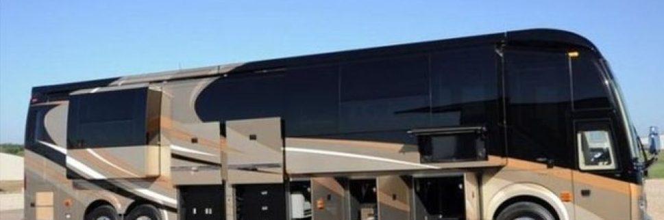 Otobüsten Ev Yaptılar