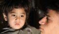 Annesinin yanında uyuyan çocuğu kaçırma iddiası
