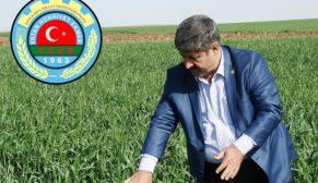 Eyyüpoğlun'dan Çiftçiler günü kutlama mesajı