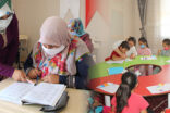 Haliliye'de okuma- yazma eğitimleri devam ediyor