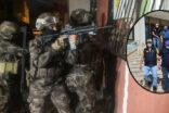 Urfa dahil 32 ilde eş zamanlı operasyon: 47 gözaltı