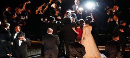 Oscar ödülleri sahiplerini buldu, geceye 'parazit' damgası