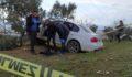 Aracını çalan genci silahla öldürdü