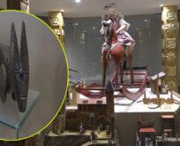 300 yıllık oyuncak, oyun müzesinde sergileniyor