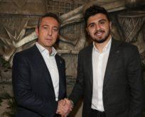 Fenerbahçe'den yeni sözleşme