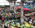 Halk pazarındaki fiyatlar şok etti