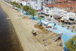 Plajlar yaza hazırlanıyor