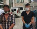 Polislere saldırdığı iddia edilen 3 kişi gözaltında