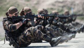 1100 özel harekatçı polis Afrin'e gidiyor