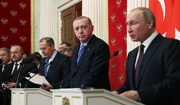 Putin'den ateşkes sonrası açıklama