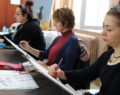Sanat meslek eğitim kursları devam ediyor