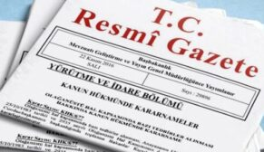 Personel alım ilanı Resmi Gazetede