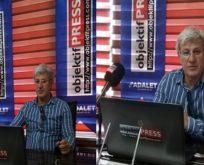Futbol öğretim görevlisi Halat Objektif Press'te