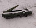 Rusya'dan balistik füze denemesi