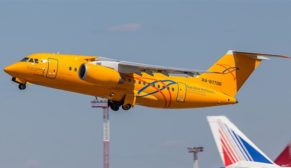 71 kişiyi taşıyan yolcu uçağı Moskova'da düştü: Kurtulan yok
