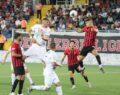 Çaykur Rizespor başkentte 3 puanı tek golle aldı