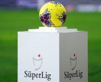 Süper Lig'de son hafta maçları ve hakemleri