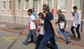Sahte polis ve savcı adliyeye sevk edildi