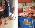 Adana'da 1,5 ton sakatat imha edildi