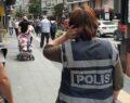 Maske takılması için uyaran polise bıçaklı saldırı