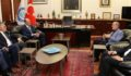 Sanayi odası yönetimi'nden Büyükerşen'e ziyaret