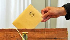 ŞANLIURFA – Yerel seçim öncesi adaylar