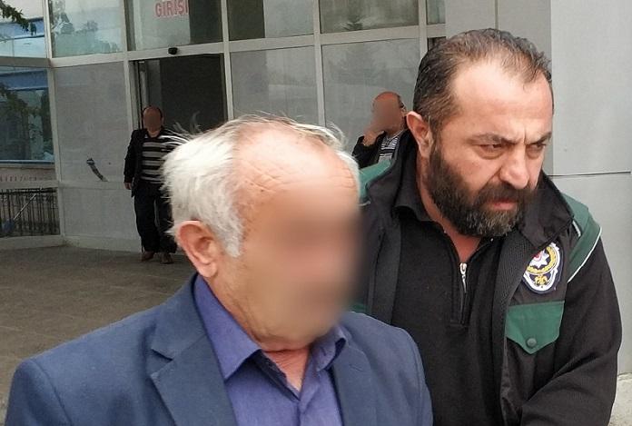 68 yaşındaki uyuşturucu satıcısı yakalandı