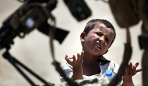 """""""6 çocuktan biri çatışma bölgesinde yaşıyor"""""""