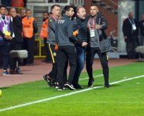 PFDK'dan Sergen Yalçın'a 4 maç ceza